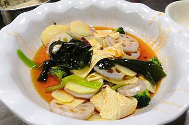 现捞素菜-品种介绍